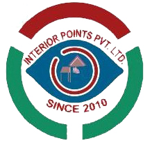 Interior Points Nepal Official Logo